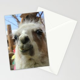 Lhama Stationery Cards