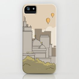 City #3 iPhone Case