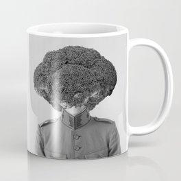 Soldier Broccoli. 1901. Coffee Mug