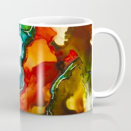 Liquid Color Coffee Mug