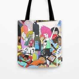 Only in NYC Tote Bag