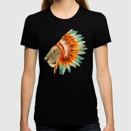 The Feminist - Chief Lioness - colors T-shirt