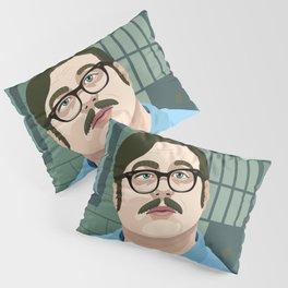 Mindhunter Ed Kemper Pillow Sham