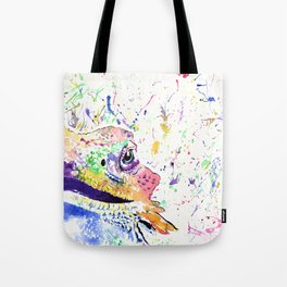 Bearded Dragon in full colour Tote Bag