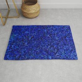 Blue Grass Rug