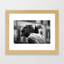 Faun 3 Framed Art Print