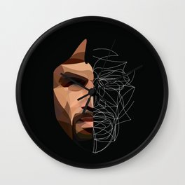 Manny Pacquiao Wall Clock