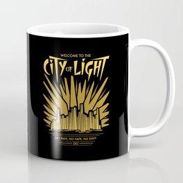 Welcome to the City of Light Coffee Mug