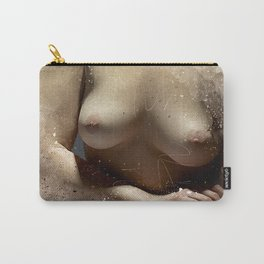 Delicate Woman Carry-All Pouch