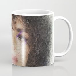 Pretty Black Girl Coffee Mug
