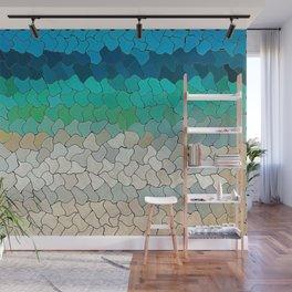 SEA MOSAIC Wall Mural