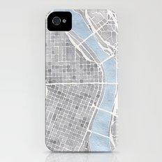 Portland Oregon iPhone (4, 4s) Slim Case