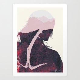 Survivor Pt. 1 Art Print