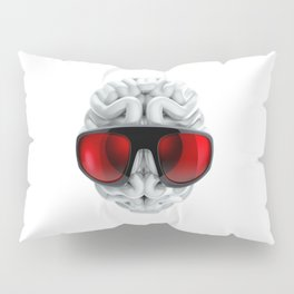 Keep a Cool Mind Pillow Sham