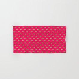 Make it Snappy Pink Hand & Bath Towel