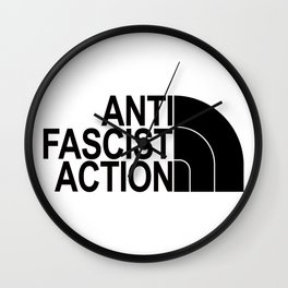 Afa n*rth face Wall Clock