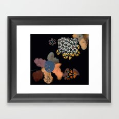 trik Framed Art Print