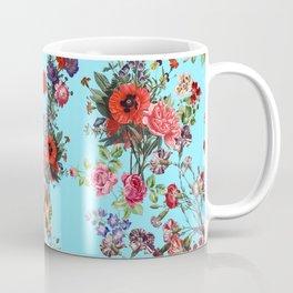 Botanic Pattern Coffee Mug