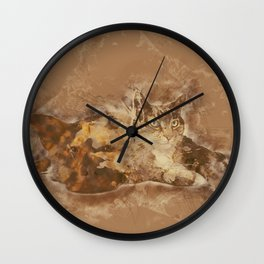 Buddies Wall Clock