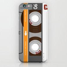 K7 Cassette 6 iPhone 6 Slim Case