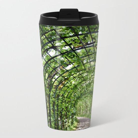 Walkway Metal Travel Mug