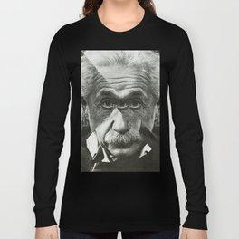 Albert E Mix 1 Long Sleeve T-shirt