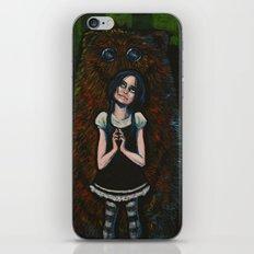 Somebody needs a hug iPhone & iPod Skin