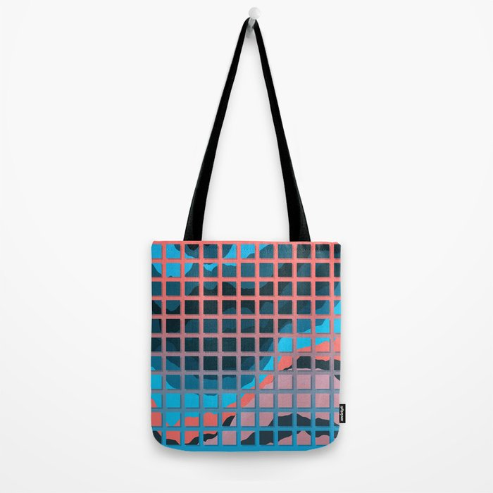 TOPOGRAPHY 2017-006 Tote Bag