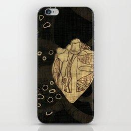 Coronary Contemporary 6 iPhone Skin
