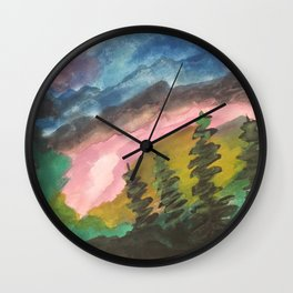 Somewhere in a distant dream Wall Clock