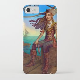 Pirate Commission iPhone Case