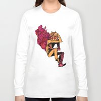 musa Long Sleeve T-shirts featuring put me into your milkshake by musa