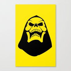 Skeletor. Canvas Print