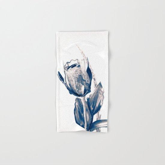 Glass rose Hand & Bath Towel