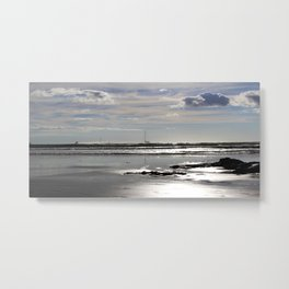 Tamarindo Beach Metal Print