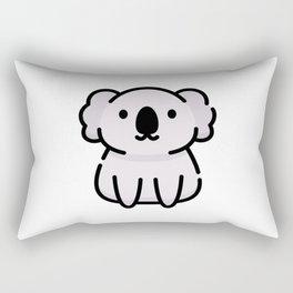 Just a Cute Koala Rectangular Pillow