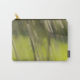 Light Forest Abstract Carry-All Pouch