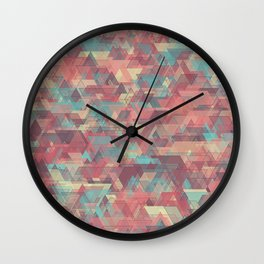 Equilateral Confusion Wall Clock