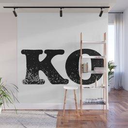 KO Wall Mural