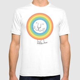 A Happy Lion T-shirt
