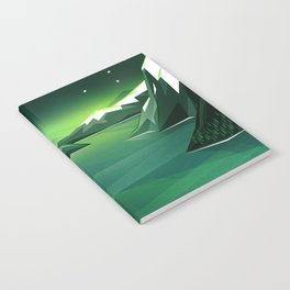 Sailing home Notebook