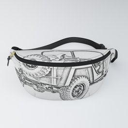 Utility Vehicle JE EP Fanny Pack