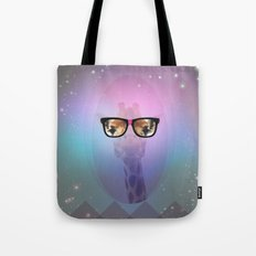 MY GIRAFFE GEEK Tote Bag