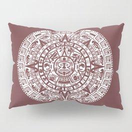 Mayan Calendar // Redwood Pillow Sham
