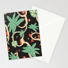 Jungle pattern Stationery Cards