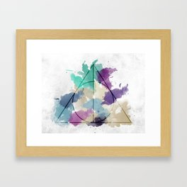 The Gifts Framed Art Print
