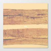 rustic Canvas Prints featuring Rustic. by Sobriquet Studio