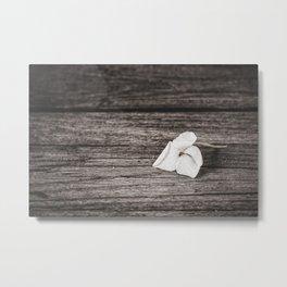 wilted flower Metal Print