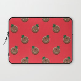 Gingerbread Man Laptop Sleeve