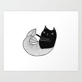 Mercat Art Print